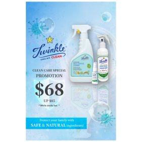 Twinkle Clean Care