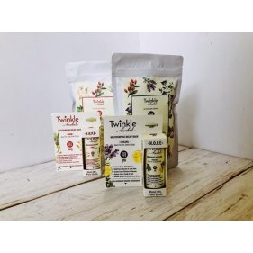 Twinkle Herbal Set of 4 (YIN & YANG)