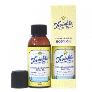 Baby Body Oil Whitewood 80ml