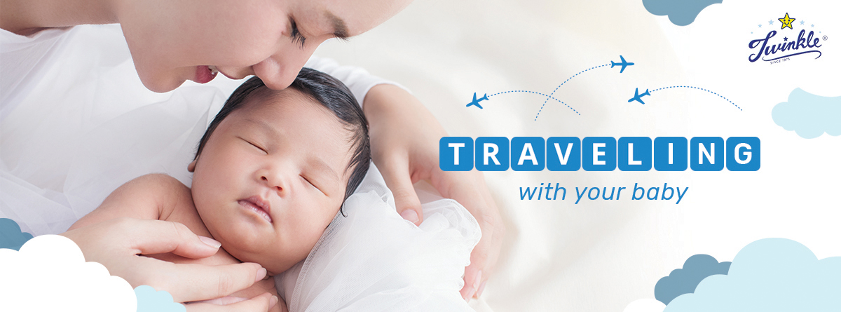 7 Tips For Traveling With Your Baby